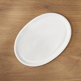Crate & Barrel Farmhouse Sandwich Plate