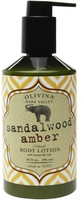 Olivina Body Lotion Sandalwood Amber