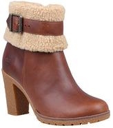 Timberland Women's Glancy Teddy Fleece Fold Down Boot