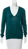 Joseph Cashmere V-Neck Sweater