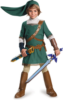 Disguise Link Prestige Dress-Up Set - Boys