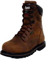 "Georgia Boot Georgia Work Boots Mens 8"" WP Insulated Goodyear G8162"