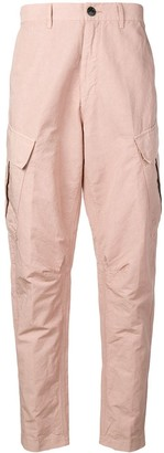 Stone Island Shadow Project Cargo-Pocket Chinos