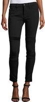 Hudson Armory Super Skinny Jeans, Black