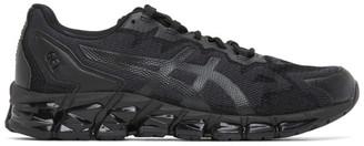 Asics Black GEL-Quantum 360 6 Sneakers