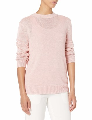 Theory Women's Long Sleeve Crewneck Sweater