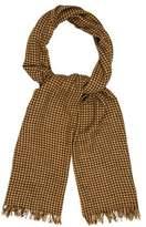 Etoile Isabel Marant Wool Raw-Edge Scarf w/ Tags