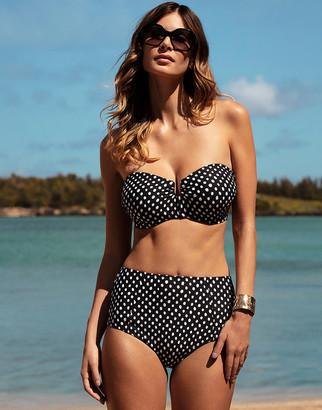 Fantasie Santa Monica Non padded Bandeau Bikini Top