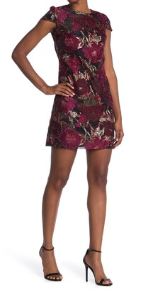 Sam Edelman Brocade Sheath Dress