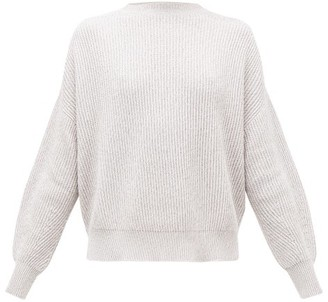 MAX MARA LEISURE Elisir Sweater - Light Grey