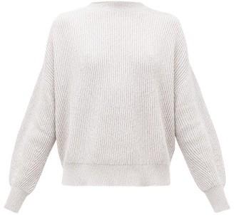 MAX MARA LEISURE Elisir Sweater - Womens - Light Grey