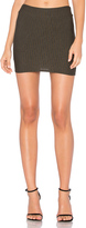 Riller & Fount Casey Mini Skirt