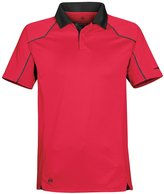 StormTech Mens Cross Over Performance Short Sleeve Polo Shirt (M)