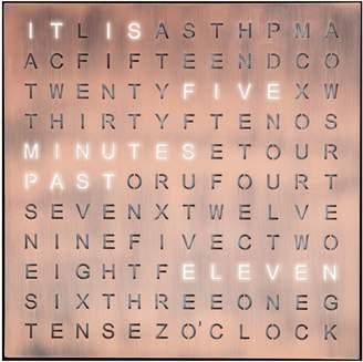 Apothecary Light Up Word Clock
