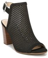 Sam & Libby Women's Etta Perforated Heeled Pump Sandals