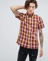 Dr. Martens X Brutus Check Shirt
