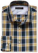 Banana Republic Camden-Fit Non-Iron Large Bold Check Shirt