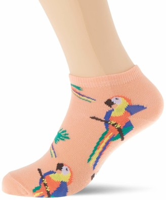 Springfield Women's 5.t.calcetin.Corto.loros-c/67 Ankle Socks