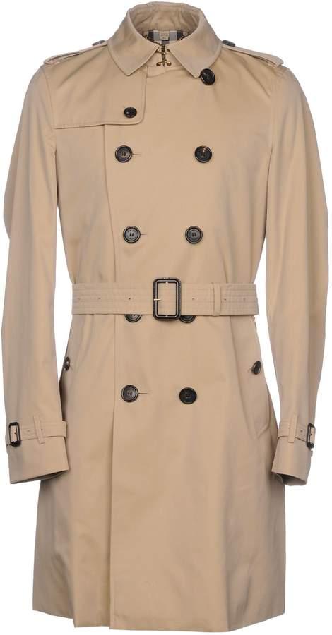 Burberry Overcoats - Item 41788636GW