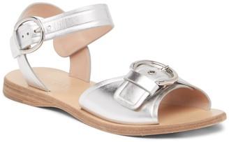 Marc Jacobs Horizon Flat Leather Sandal