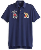 Polo Ralph Lauren Custom Fit Souvenir Mesh Polo