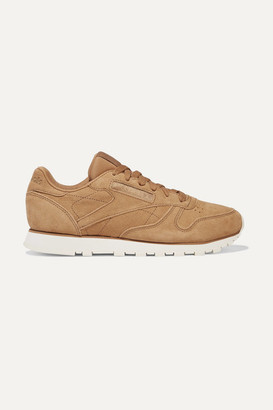 Reebok Classic Suede Sneakers - Camel