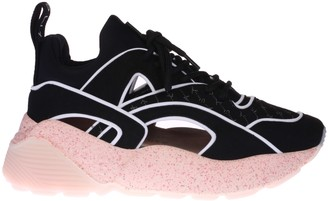 Stella McCartney Cut-out Detail Sneakers