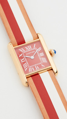 La Californienne Cartier Tank Small Watch