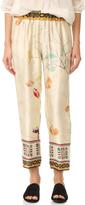 Giada Forte Silk Senorita Pants
