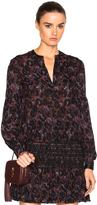 Derek Lam 10 Crosby Long Sleeve Top