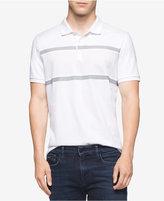 Calvin Klein Men's Multi-Textured Polo