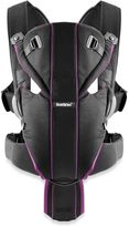 BABYBJÖRN Baby Carrier Miracle in Black/Purple