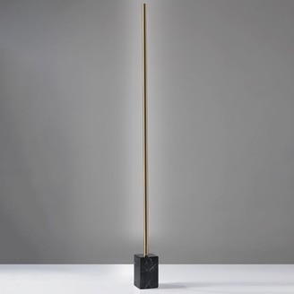 west elm Modern LED Marble Floor Lamp