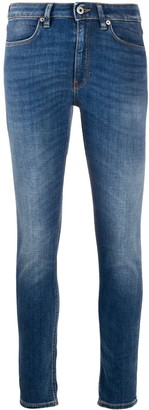 Dondup Denim Mid Rise Skinny Jeans