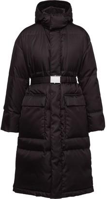 Prada Re-Nylon puffer coat