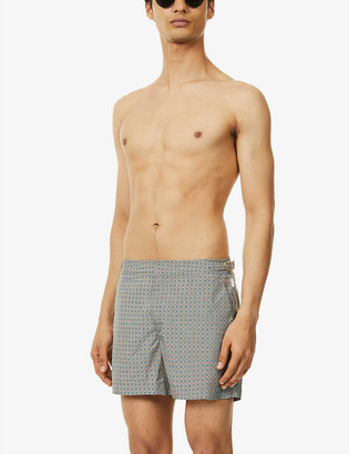 Orlebar Brown Setter X geometric-print swim shorts
