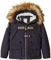 Napapijri Boy's Jacket - Blue -