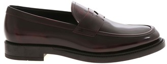 Tod's Monogram Loafers