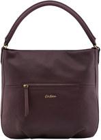 Cath Kidston Leather Hobo Handbag