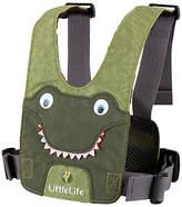 LittleLife Crocodile Animal Harness, Green