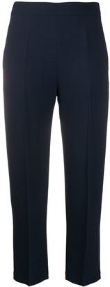 Erika Cavallini Cropped Slim-Fit Trousers