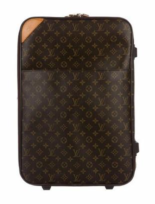 Louis Vuitton Monogram Pegase 55 Brown