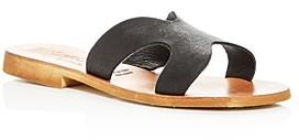 Cocobelle x L*Space Women's Cutout Slide Sandals