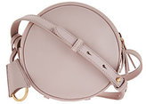 As Is Isaac Mizrahi Live! Nolita Lamb Leather Canteen Handbag