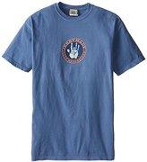 Liquid Blue Men's Jerry Garcia Made T-Shirt