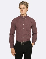 Oxford Uxbridge Printed Shirt