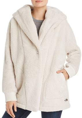 The North Face Campshire Fleece Wrap Coat