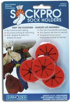 Evriholder Sock Pro Sock Holders by Color May Vary)