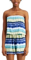 Thumbnail for your product : BeBop Juniors' Strapless Popover Romper