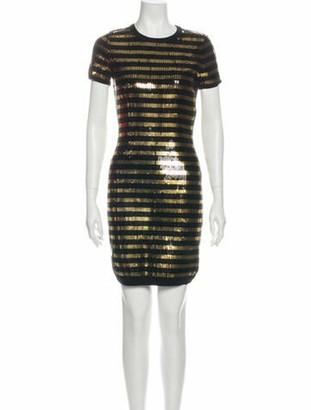 Ralph Lauren Collection Wool Mini Dress w/ Tags Wool